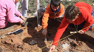 Algaba de Ronda. Taller de Excavación Arqueológica.